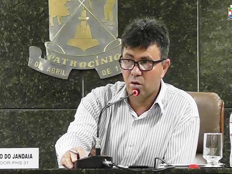 Presidente da Câmara convida eleitores de Patrocínio para realizarem cadastramento biométrico