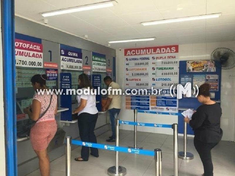 PROCON fiscaliza tempo de espera em filas de lotéricas
