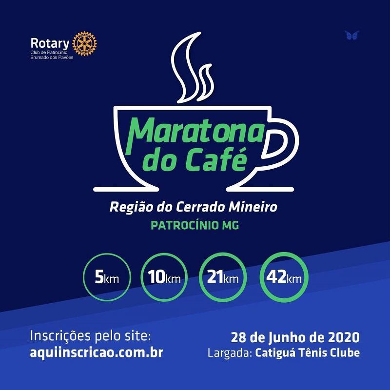 Rotary Brumado e Combatentes Run promovem Maratona do Café...
