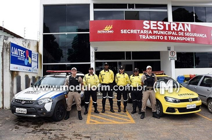 Agentes da SESTRAN organizarão trânsito durante partida entre CAP e Cruzeiro