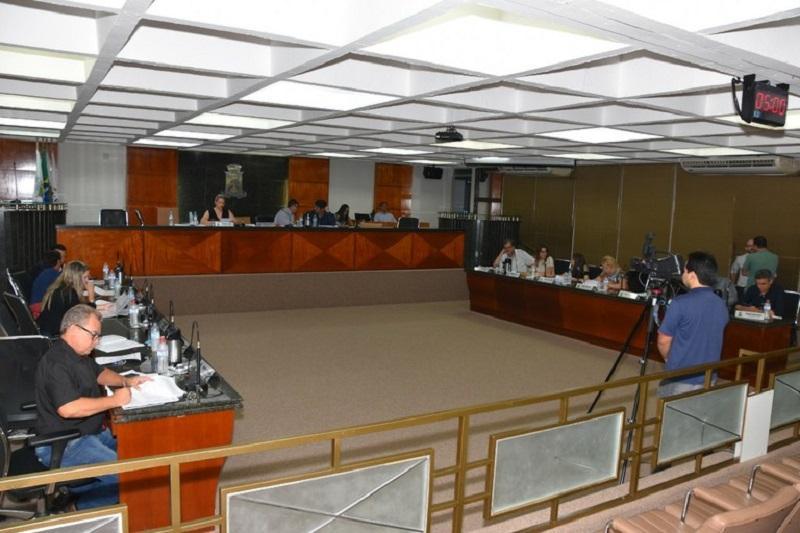 Câmara Municipal realiza primeira Reunião Ordinária de 2020