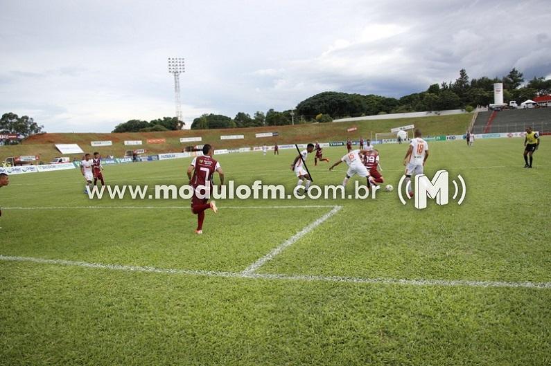 CAP conquista vitória contra Coimbra no retorno ao Estádio Pedro Alves do Nascimento