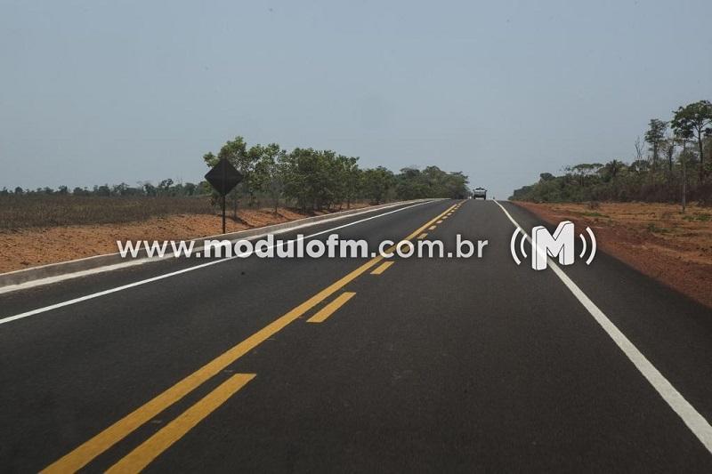 DER divulga relatório com condições de estradas em Minas Gerais