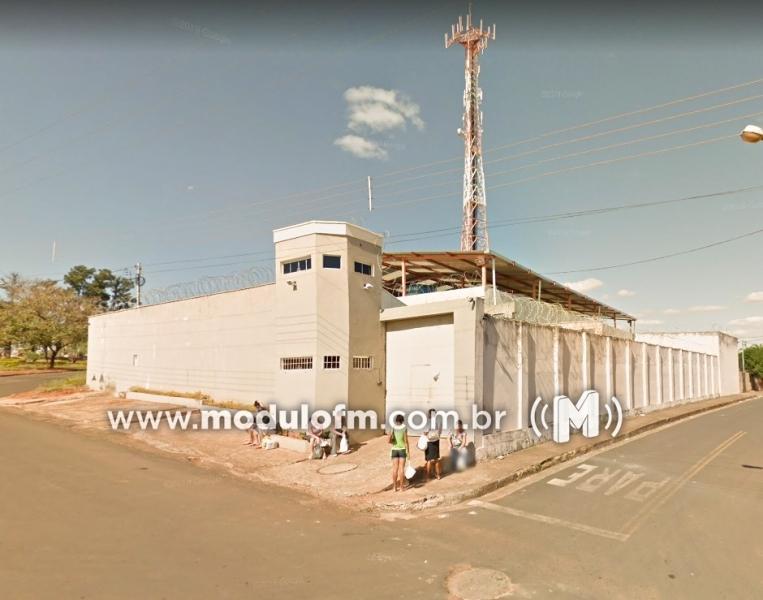 Dois presos que fugiram do Presídio de Monte Carmelo são recapturados pela PM