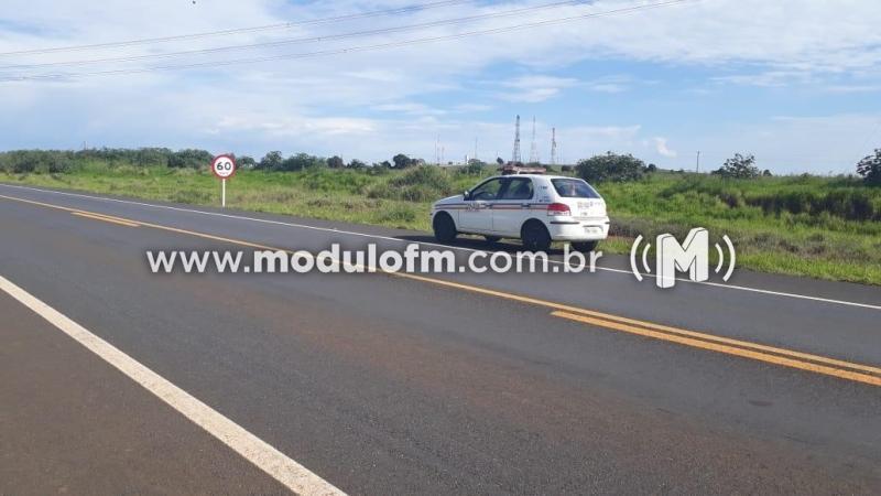 Foragido da Justiça é preso em Serra do Salitre