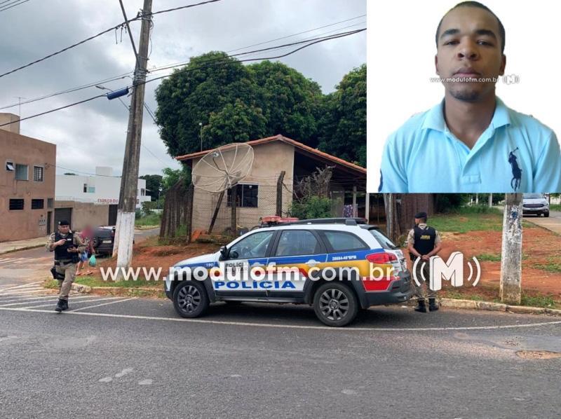 Homem é executado dois dias após deixar a prisão em Patrocínio