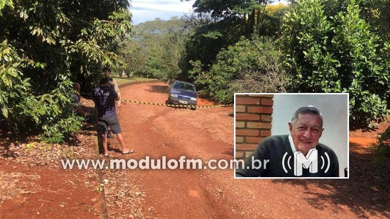 Idoso de 92 anos morre durante assalto na zona rural de Serra do Salitre