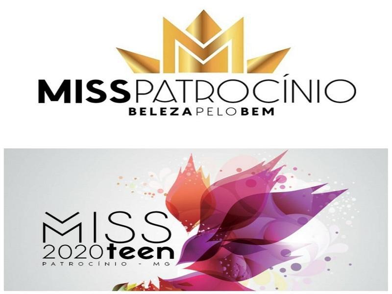 Miss Patrocínio CNB e Miss Teen serão eleitas em...