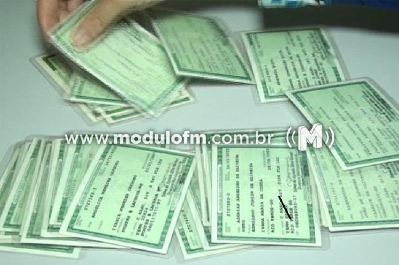 Polícia Civil disponibiliza 80 novas vagas para emissão da carteira de identidade