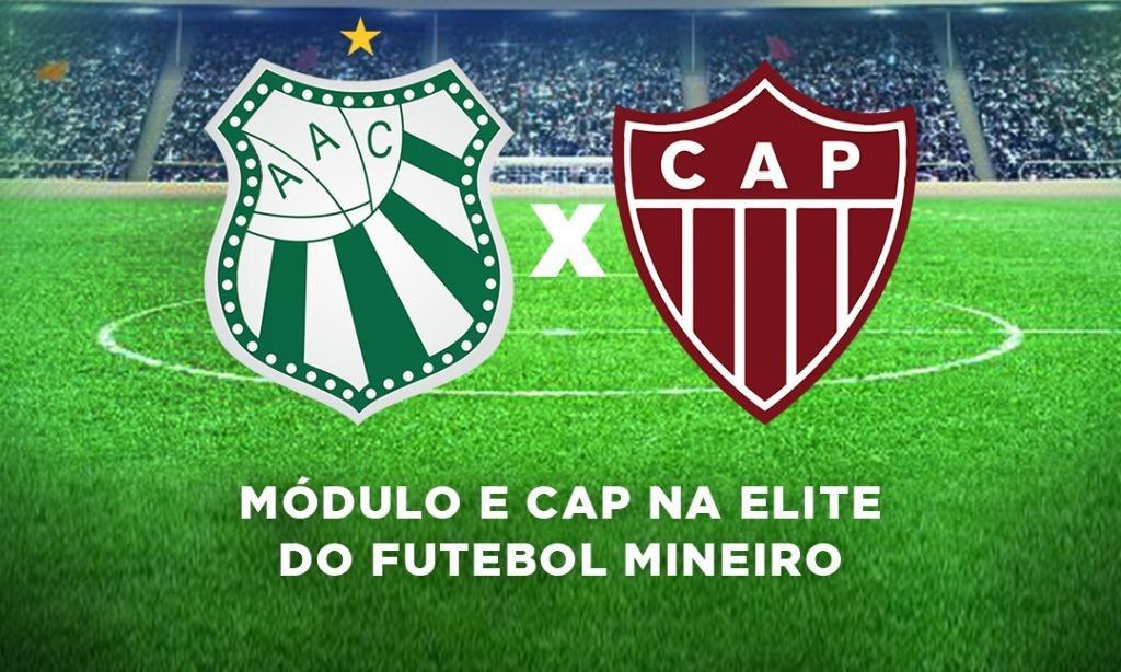 AO VIVO: Associação Atlética Caldense X CAP - Clube...