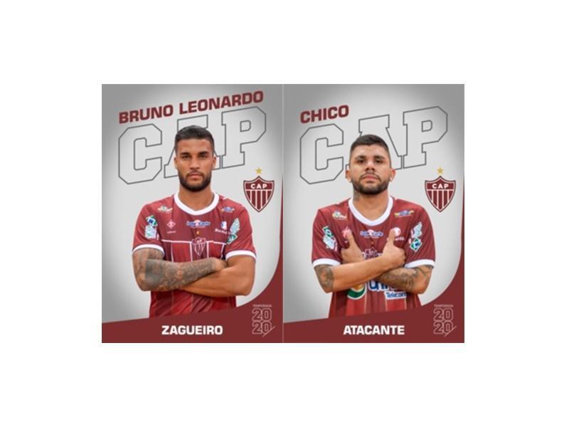 Após receberem propostas, dois jogadores deixam o Clube Atlético Patrocinense