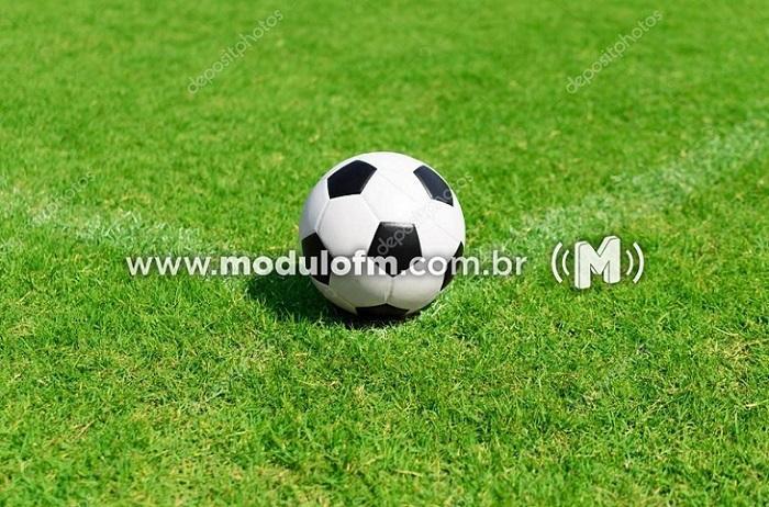 Copa Patrocínio de Futebol é suspensa por tempo indeterminado