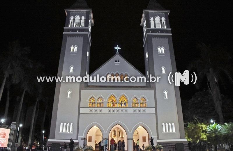 Diocese suspende celebrações de missas, encontros e eventos nas paróquias e comunidades