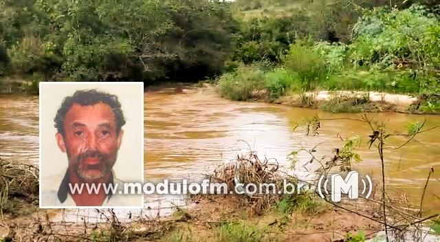 Homem sai para pescar e morre afogado