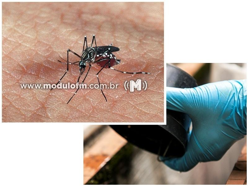 Patrocínio registra 16 casos prováveis de dengue nas últimas semanas