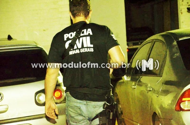 Quadrilha especializada em aplicar golpes é presa pela Policia Civil