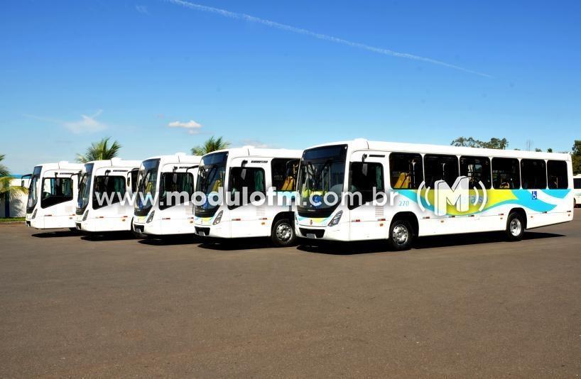 Viação Cidade Paraíso pode disponibilizar álcool em gel nos ônibus