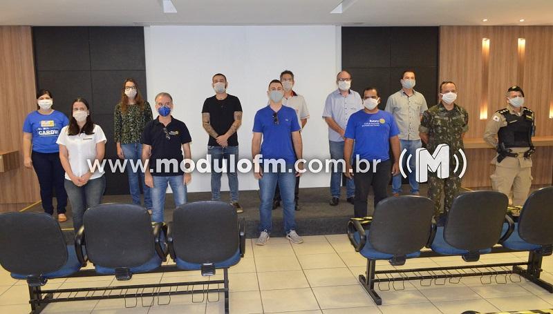 """ACIP/CDL e Sindcomércio lançam campanha """"Eu cuido de você,..."""