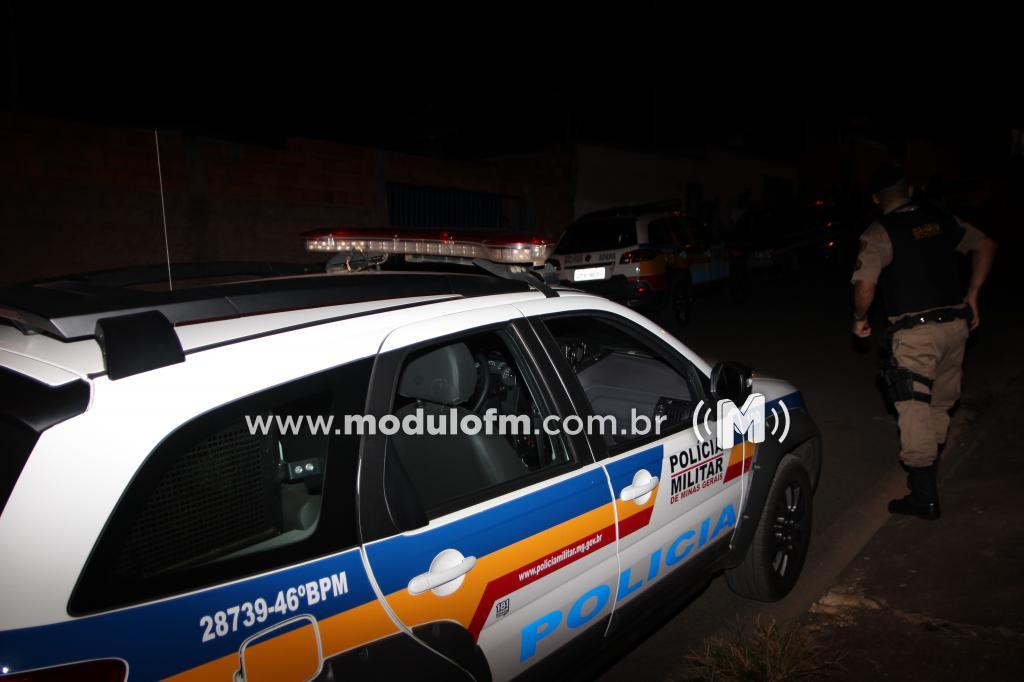 Ex-presidiário é preso por suspeita de comércio ilegal de armas de fogo