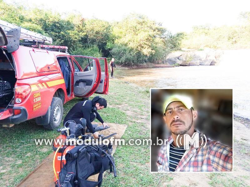 Homem morre afogado na Cachoeira do Rio Dourados em Patrocínio