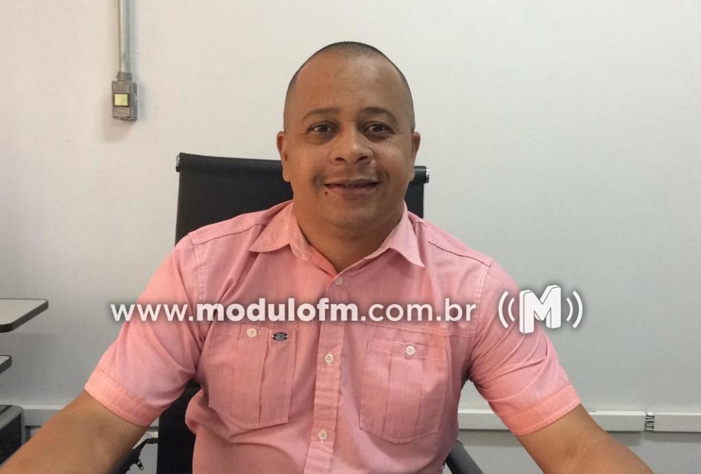 Maurinho assumiu a secretaria municipal de esportes