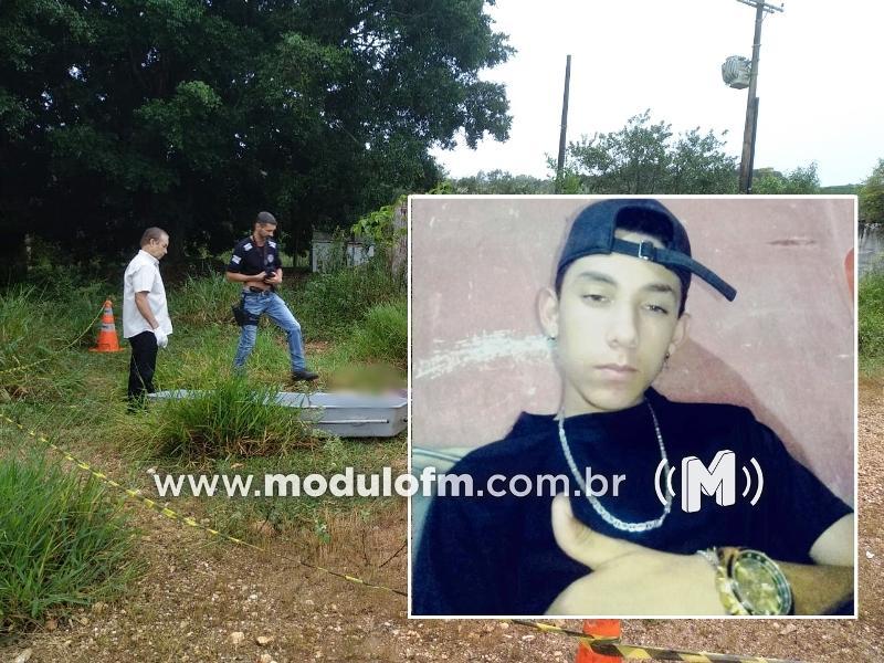 Menor de 17 anos é preso suspeito de matar jovem com mais de 15 perfurações no pescoço