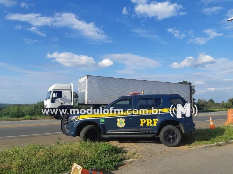 Polícia Rodoviária Federal realiza Operação 1º de Maio no fim de semana