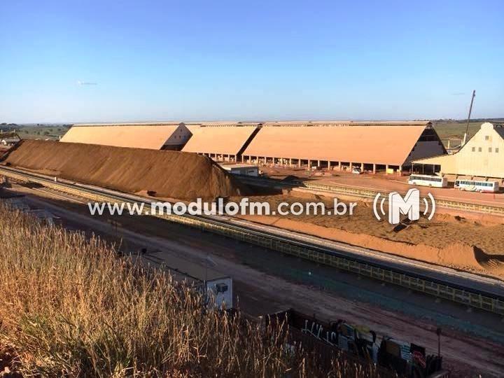 Tebra esclarece demissões em complexo de Serra do Salitre