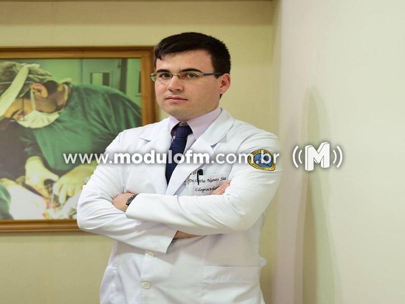 Dr. Otávio Sia comenta situação do coronavírus em Patrocínio