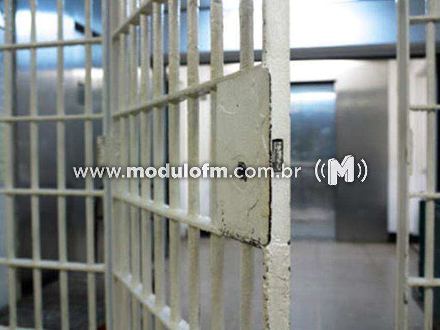 Fuga de quatro presos é registrada em Patrocínio