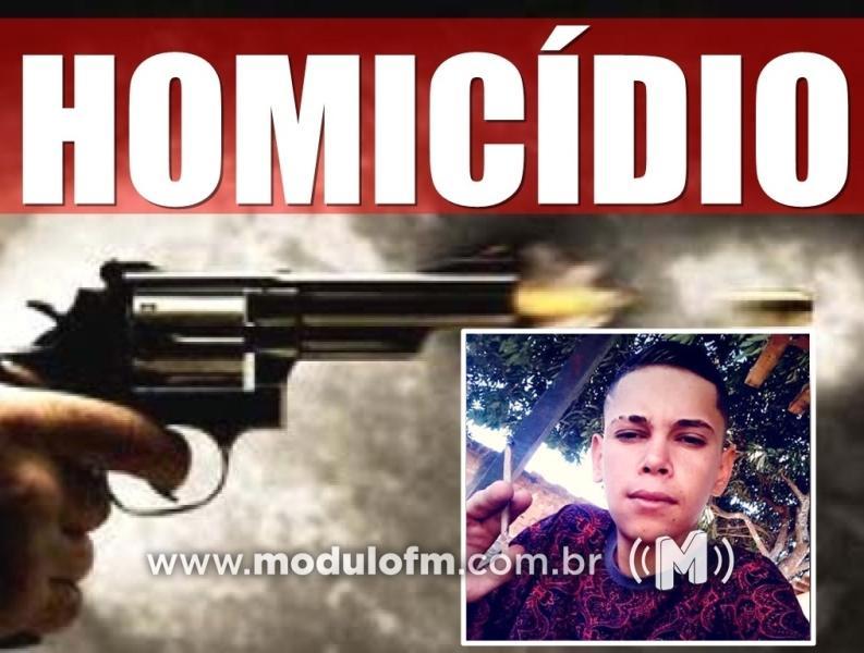 Jovem de 18 anos é executado a tiros em Patrocínio