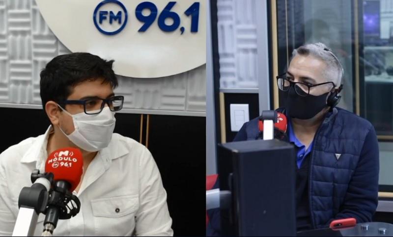 Médico ressalta necessidade de motoristas usarem máscara