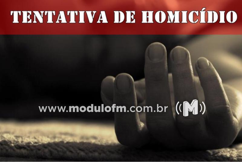Moradora de rua sofre tentativa de homicídio em Patrocínio