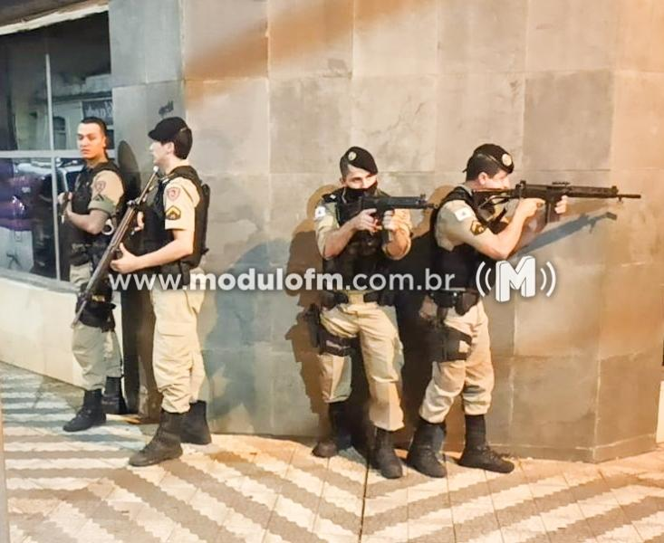 PM Fecha boca de fumo no bairro São Cristóvão
