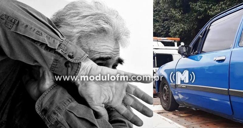Populares detém ladrão e evita assalto a idoso de 81 anos
