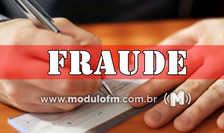 Sindicado Rural de Patrocínio alerta para golpe do cheque...