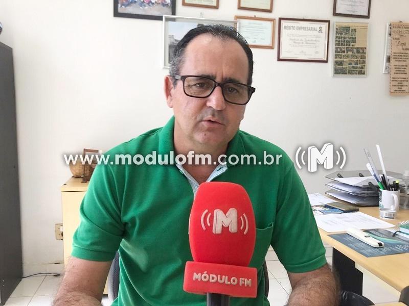 """Sindicato dos Trabalhadores Rurais realiza sorteio da campanha """"Show de Prêmios"""""""