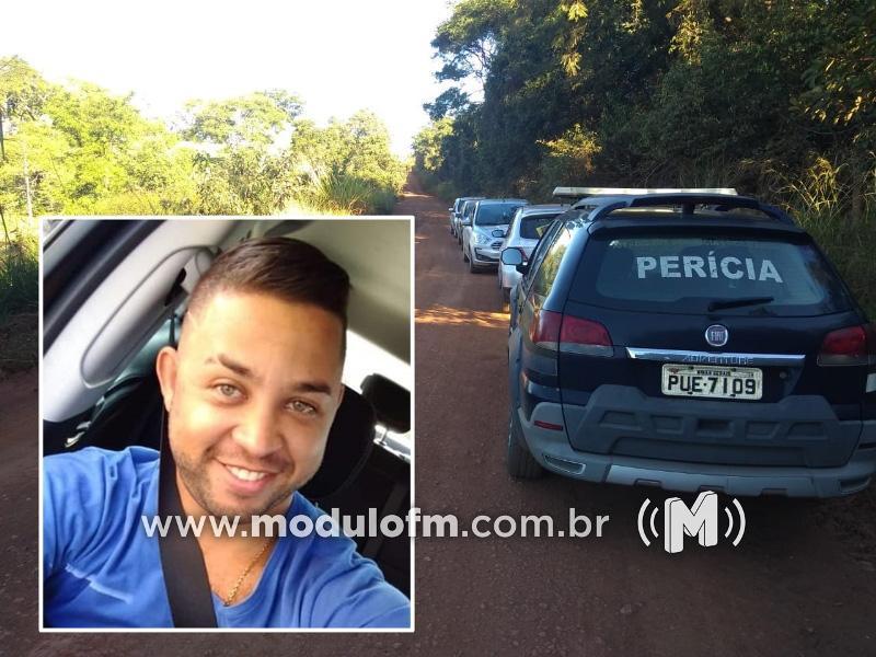Veja o vídeo: Motorista de aplicativo é localizado morto