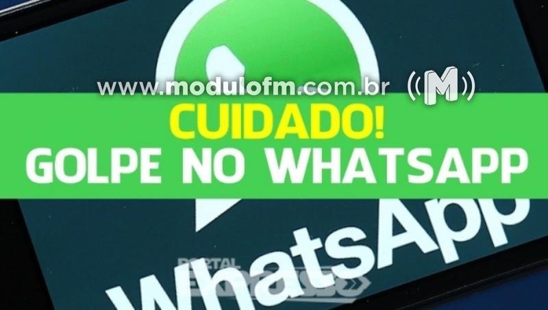 Clonagem de WhatsApp aumenta em Patrocínio