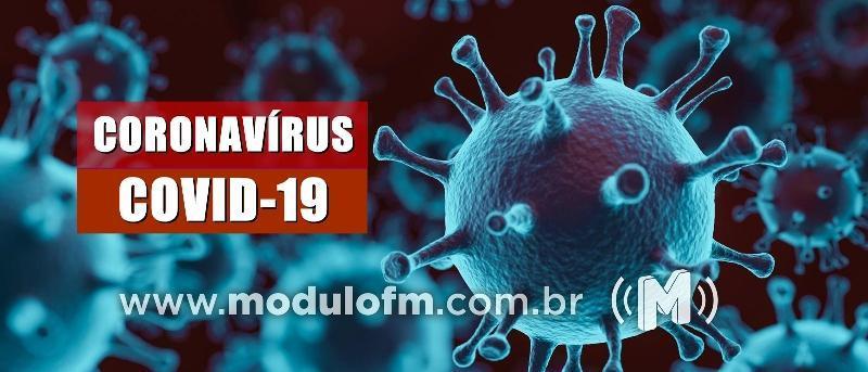 Coronavírus: Secretaria confirma cinco novos casos nesta segunda-feira (22) em Patrocínio