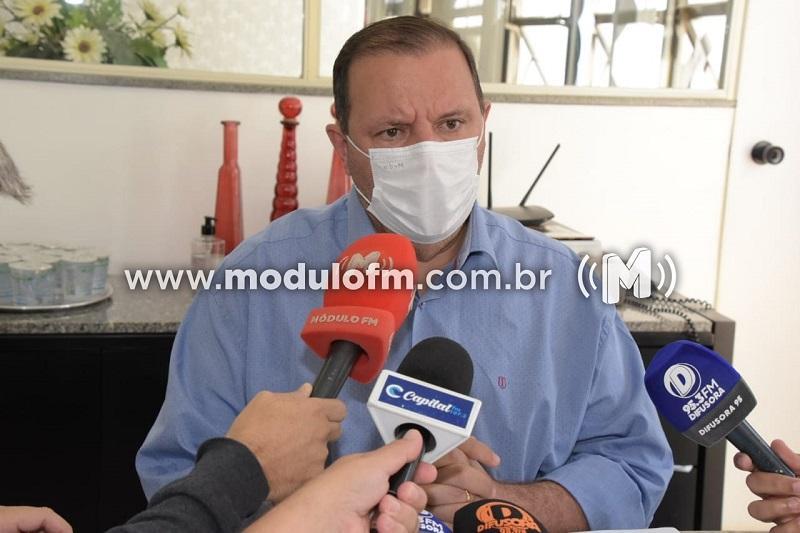Decreto proíbe velórios para óbitos causados por coronavírus em Patrocínio