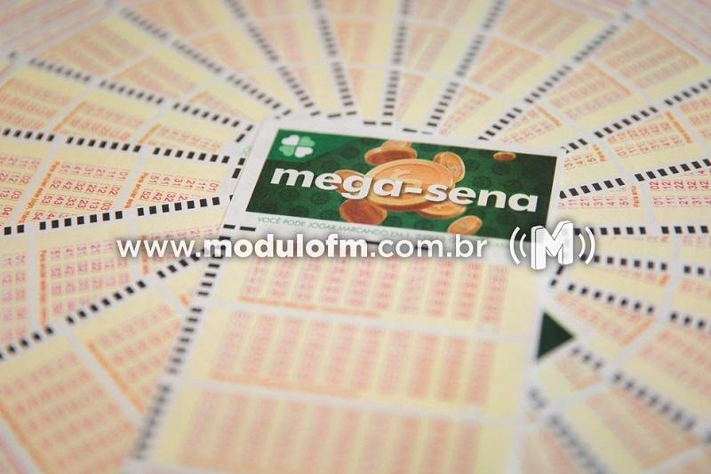 Mega-Sena deste sábado (27) pode pagar R$ 2,5 milhões