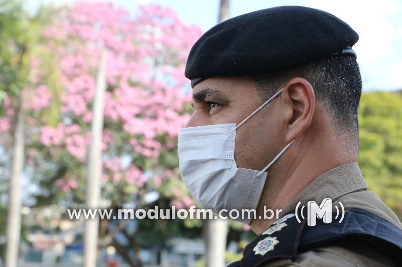 Polícia Militar vai orientar população sobre importância de medidas preventivas contra o coronavírus
