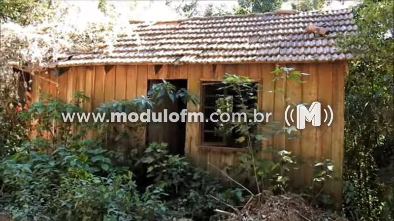 Romaria: Foragido da justiça é capturado em cabana abandonada