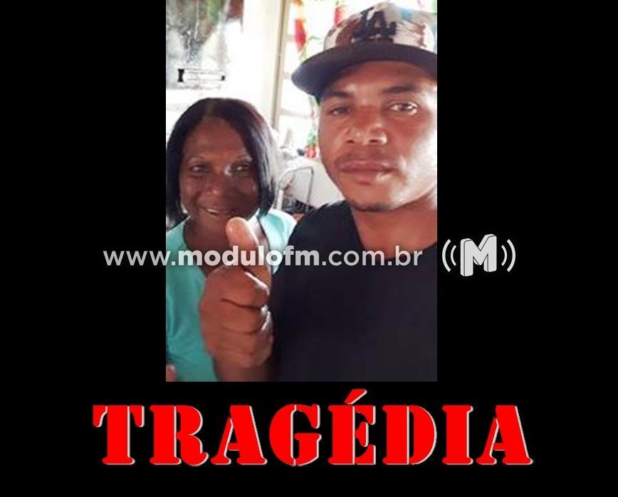 Atualizada: Filho agride o pai e mata a mãe em Monte Carmelo