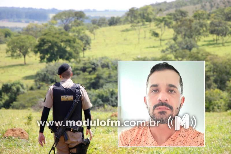 Autor de feminicídio em Monte Carmelo é encontrado morto