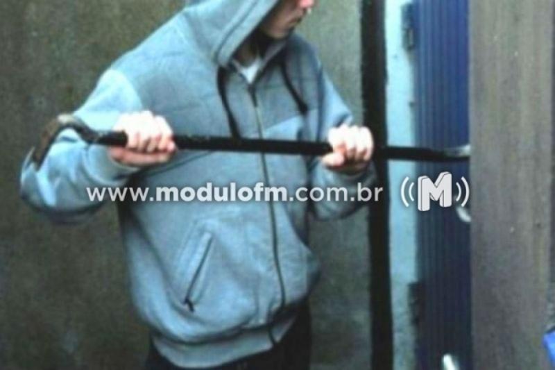 Criminosos arrombam e furtam Pré Escolar Municipal do bairro Morada Nova
