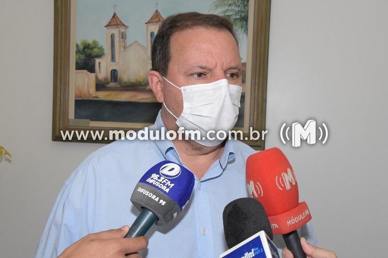 Em novo decreto, prefeito define retorno de aulas presencias...