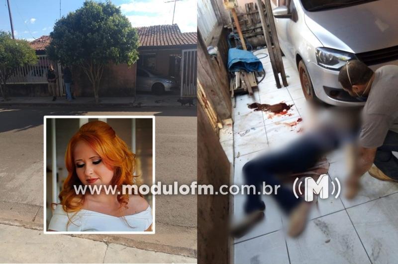 Mulher é morta a facadas pelo companheiro em Monte Carmelo