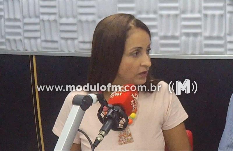 Noilma Passos deixa cargo de coordenadora de atenção à saúde em Patrocínio